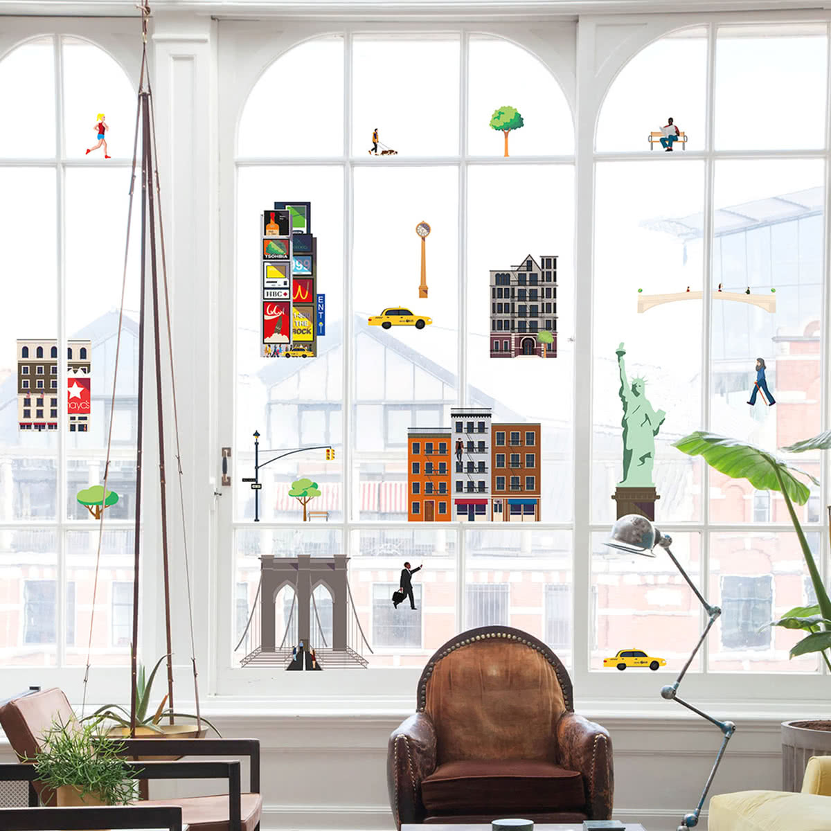 Full Size of Fensterdekoration New York Von Fatboy Küche Weiß Hochglanz Aufbewahrungsbehälter Fliesenspiegel Glas Miniküche Mit Kühlschrank Nobilia Barhocker Günstige Wohnzimmer Fensterdekoration Küche