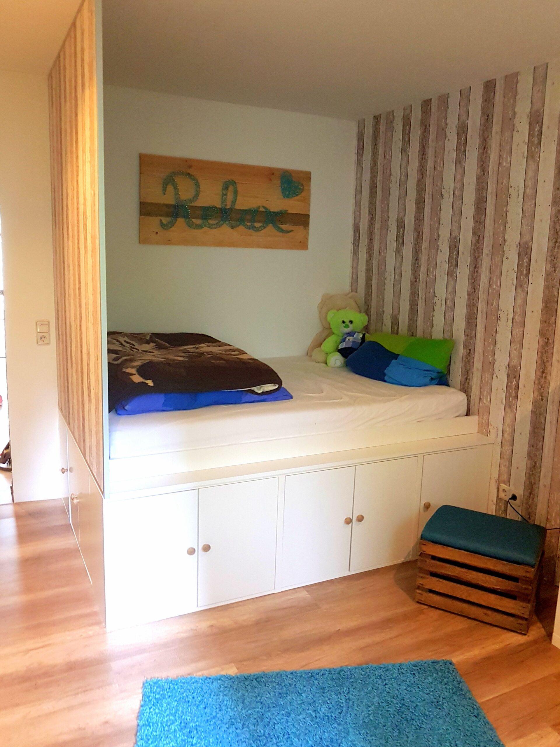 Full Size of Ikea Küchen Unterschrank Diy Jugendzimmer Hochbett Mit Kchenschrnken Als Unterbau Küche Kosten Betten Bei Badezimmer Kaufen Bad Holz Eckunterschrank Regal Wohnzimmer Ikea Küchen Unterschrank