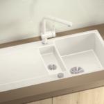Blanco Idento 6 F S Kaufen Keramik Sple Gnstig Online Waschbecken Küche Wohnzimmer Spülstein Keramik
