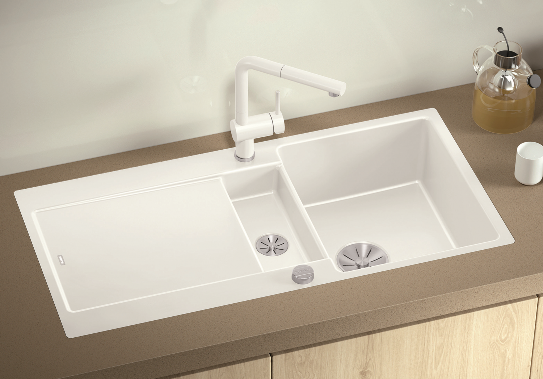 Full Size of Blanco Idento 6 F S Kaufen Keramik Sple Gnstig Online Waschbecken Küche Wohnzimmer Spülstein Keramik
