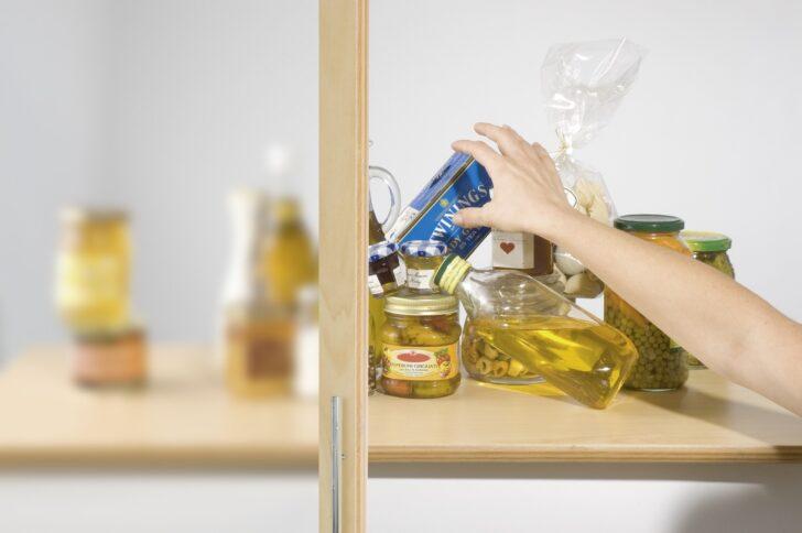 Medium Size of Kchen Karussell Edelstahl Emako Wohnzimmer Küchenkarussell Blockiert