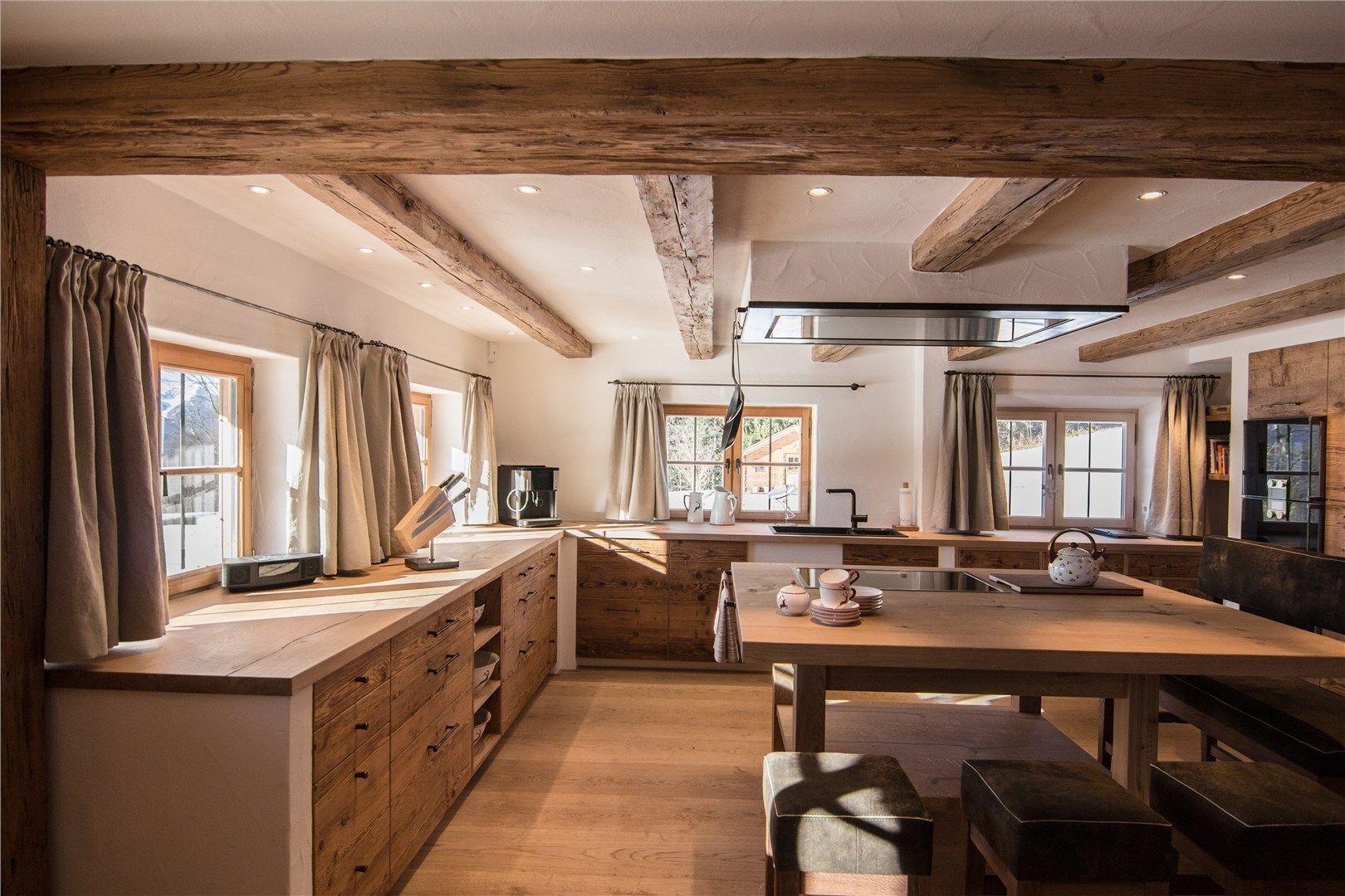 Full Size of Küchen Rustikal Bauernkche Recherche Google Regal Rustikaler Esstisch Holz Rustikales Bett Küche Wohnzimmer Küchen Rustikal
