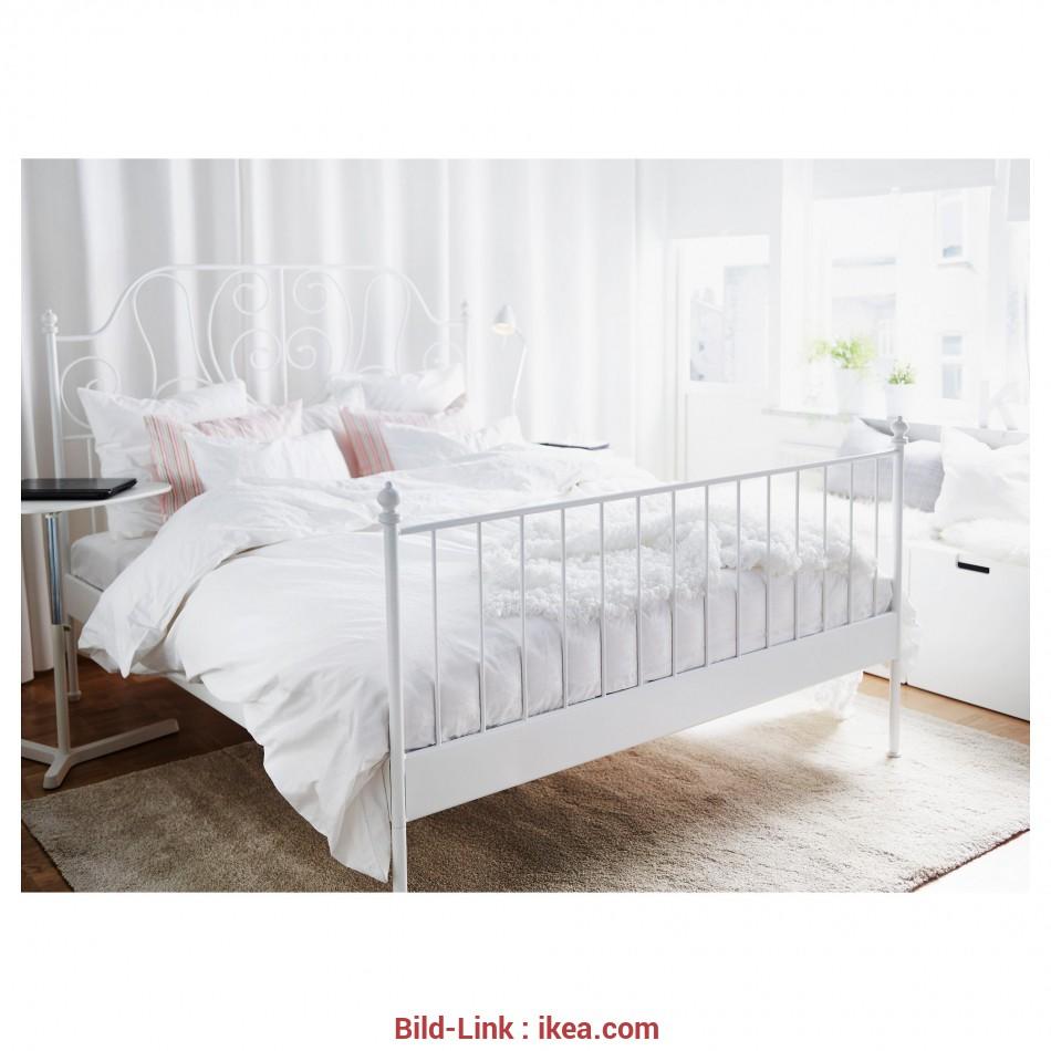 Full Size of Metallbett Ikea Fabelhaft Leirvik Bettgestell Betten 140x200 Paletten Bett Badewanne Bette 140 X 200 Ausziehbares King Size 120x190 Boxspring Ottoversand Wohnzimmer Ikea Bett 120x200