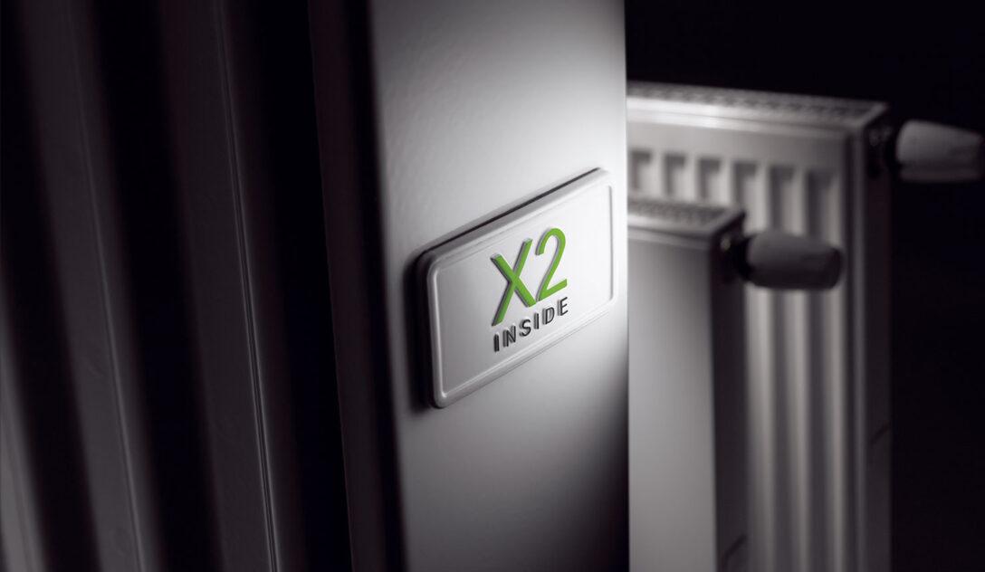 Large Size of Warum Therm X2 Energiesparheizkrper Kermi Wohnzimmer Kermi Flachheizkörper