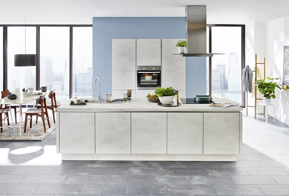 Full Size of Freistehende Küchen Nobilia Kchen So Individuell Wie Du Xxl Ass Regal Küche Wohnzimmer Freistehende Küchen