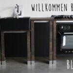 Modulkchen Bloc Modulkche Arbeitstisch Küche Mischbatterie Holzküche Apothekerschrank Vorratsschrank Abfallbehälter Billige Mit Tresen Hochglanz Wohnzimmer Mobile Küche Kaufen