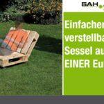 Elektrisch Verstellbare Liegesessel Verstellbar Ikea Garten Liegestuhl Gah Alberts Einfacher Verstellbarer Sessel Aus Einer Europalette Sofa Mit Sitztiefe Wohnzimmer Liegesessel Verstellbar