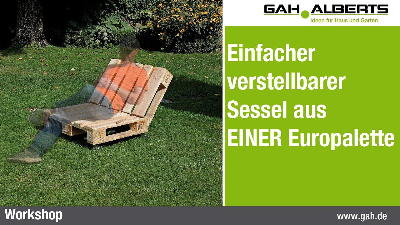 Full Size of Elektrisch Verstellbare Liegesessel Verstellbar Ikea Garten Liegestuhl Gah Alberts Einfacher Verstellbarer Sessel Aus Einer Europalette Sofa Mit Sitztiefe Wohnzimmer Liegesessel Verstellbar