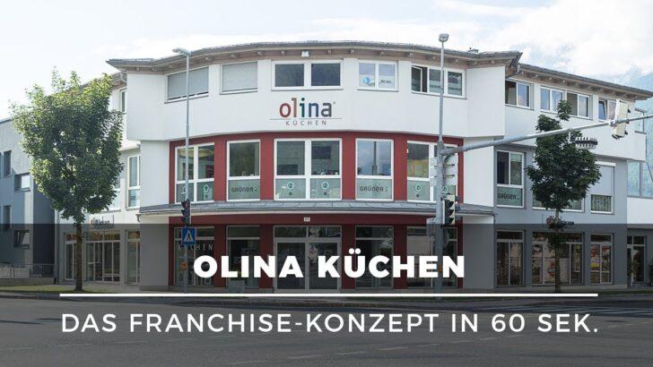 Medium Size of Olina Küchen Selbststndig Mit Kchenstudio Franchise Kchen In 60 Regal Wohnzimmer Olina Küchen