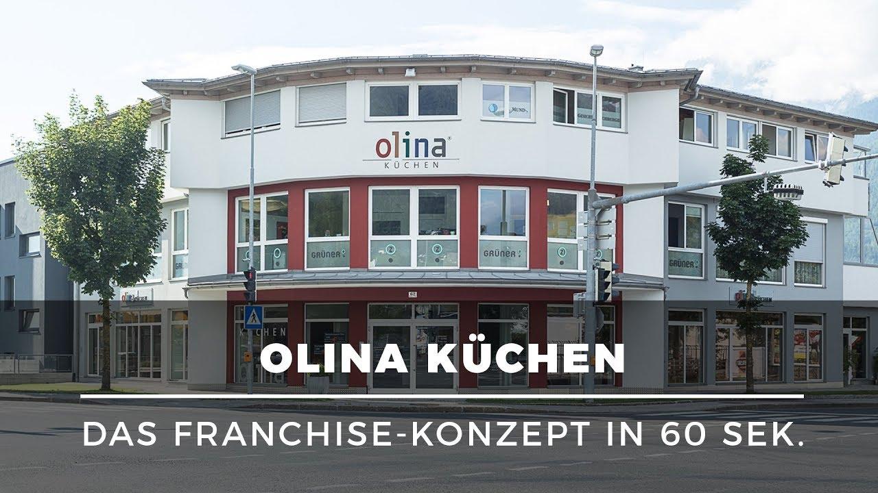 Full Size of Olina Küchen Selbststndig Mit Kchenstudio Franchise Kchen In 60 Regal Wohnzimmer Olina Küchen