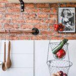 Diy Industrial Regal Kche Im Industriellen Stil Familie Mülltonne Küche Beistelltisch Kaufen Günstig Gebrauchte Verkaufen Einbauküche Mit Elektrogeräten Wohnzimmer Kleines Regal Küche