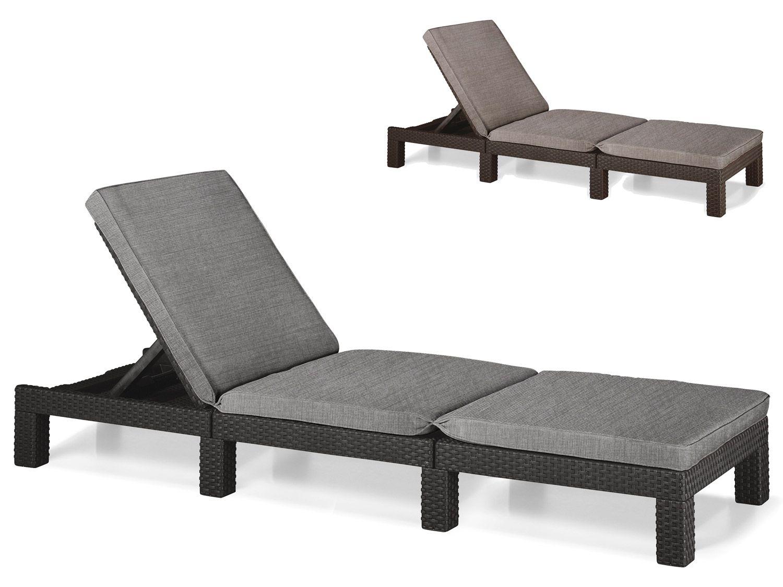 Full Size of Sonnenliege Klappbar Lidl Rattan Allibert Daytona Premium Ausklappbares Bett Ausklappbar Wohnzimmer Sonnenliege Klappbar Lidl