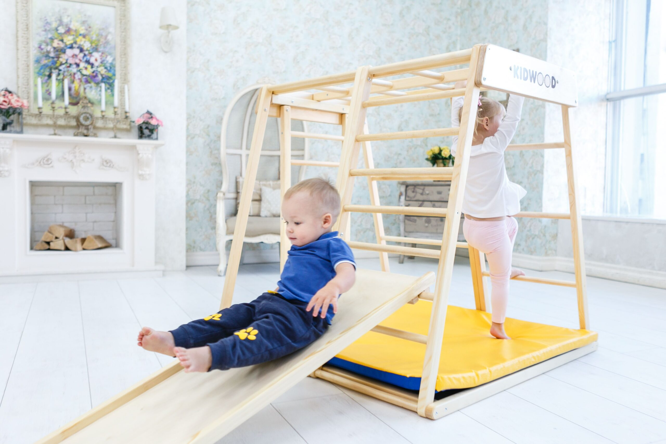 Full Size of Kidwood Klettergerst Rakete Junior Set Aus Holz 6 Klettergerüst Garten Wohnzimmer Klettergerüst Indoor Diy