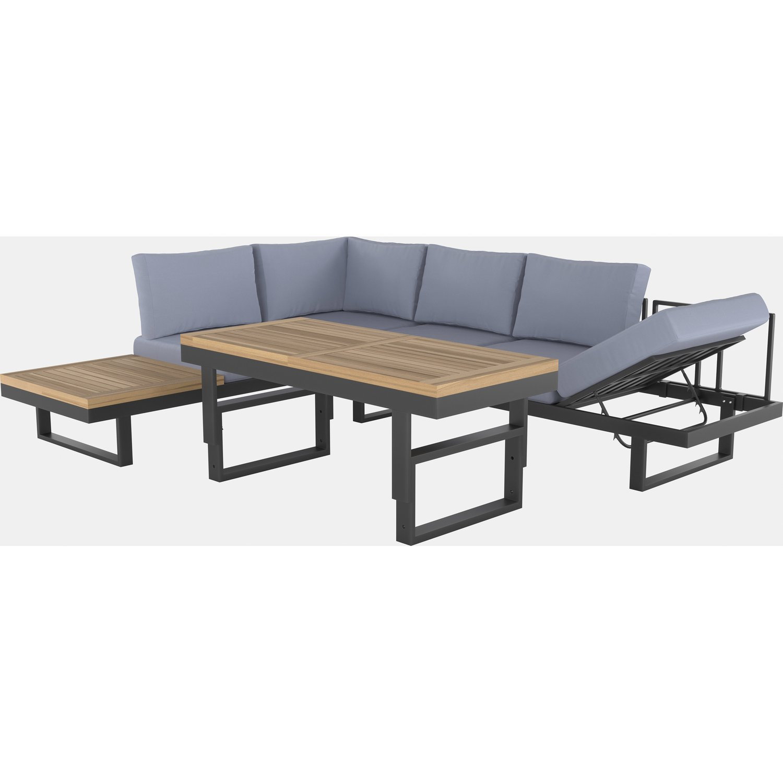 Full Size of Loungemöbel Alu Lounge Gartenmbel Online Kaufen Bei Obi Aluminium Fenster Aluplast Garten Holz Günstig Preise Verbundplatte Küche Wohnzimmer Loungemöbel Alu