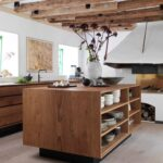 Real Küchen Steal This Look A Star Chefs Scandi Kitchen Kchen Rustikal Regal Wohnzimmer Real Küchen