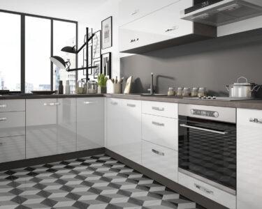 Küchen Hängeschrank Weiß Wohnzimmer Küchen Hängeschrank Weiß Kchenzeile 210x300cm L Form 11 Tlg Lava Wei Hochglanz Bett 140x200 Weißer Esstisch Offenes Regal Weißes 160x200 Weiße Regale