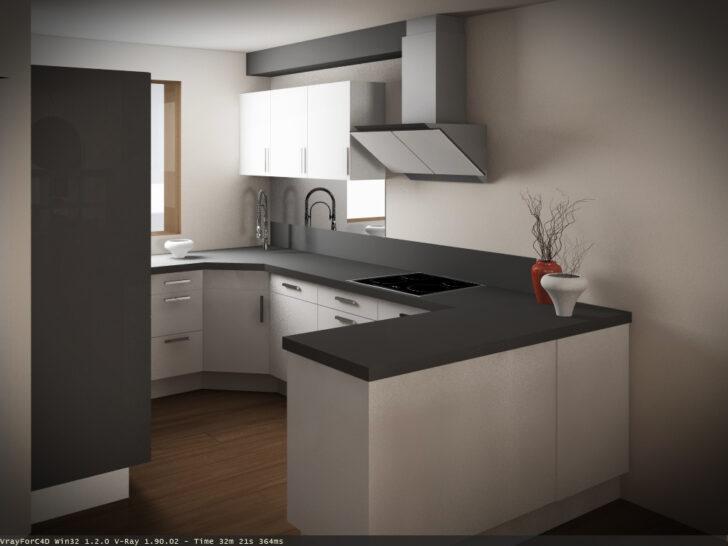 Medium Size of Eckwaschbecken Küche Omnimorph Animation 3d Motiondesign Kche V2 Einhebelmischer Holzofen Doppelblock Mintgrün Ohne Hängeschränke Arbeitsplatte Wohnzimmer Eckwaschbecken Küche