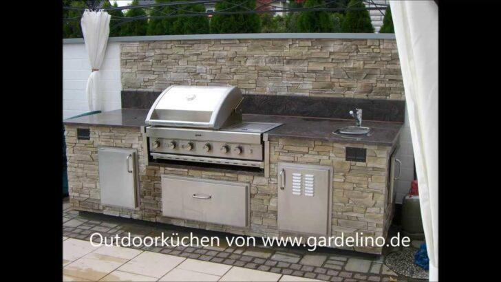 Medium Size of Amerikanische Outdoor Küchen Outdoorkche Bau Beispiele Und Fertige Auenkchen Youtube Betten Regal Küche Kaufen Edelstahl Amerikanisches Bett Wohnzimmer Amerikanische Outdoor Küchen
