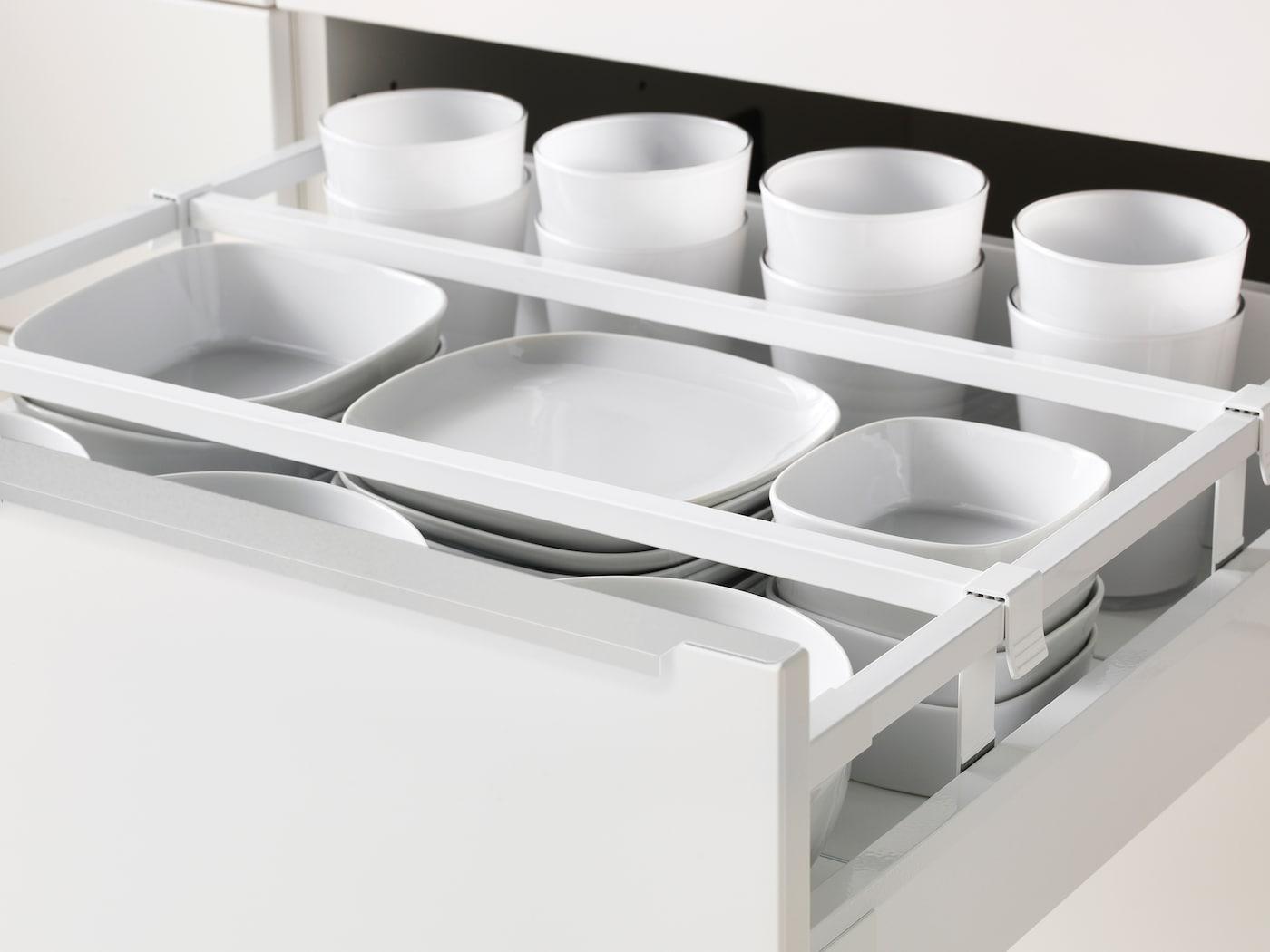 Full Size of Kchenschrnke Organisieren Praktische Tipps Ikea Deutschland Sofa Hersteller Schubladeneinsatz Küche Wohnzimmer Schubladeneinsatz Teller