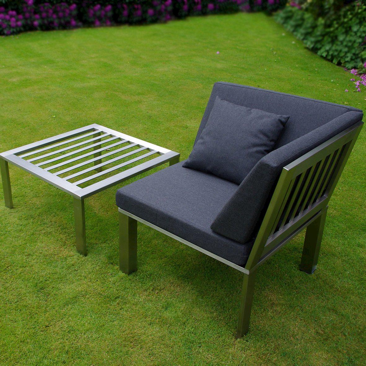 Full Size of Bauhaus Liegestuhl Polster Lounge Ecke Kat 2 Charcoal 3705 Pt 240 Garten Fenster Wohnzimmer Bauhaus Liegestuhl