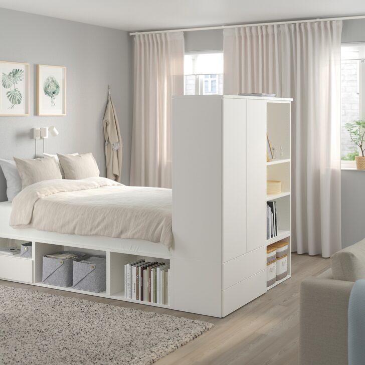 Medium Size of Trennwand Ikea Platsa Bettgestell Mit 2 Tren 3 Schubl Wei Betten Bei Küche Kaufen Kosten Glastrennwand Dusche Garten Modulküche 160x200 Sofa Schlaffunktion Wohnzimmer Trennwand Ikea