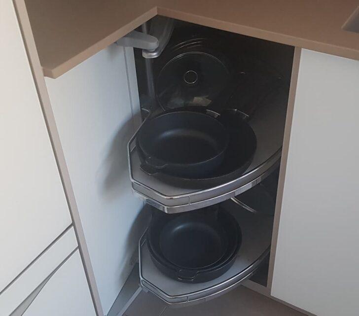 Medium Size of Eckschrnke Kche Mit Praktischen Schrnken Ecken Optimal Nutzen Küchen Regal Eckschrank Küche Schlafzimmer Bad Wohnzimmer Küchen Eckschrank Rondell