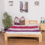 Bettgestell 160x200 Bett Mit Lattenrost Und Matratze Stauraum Weißes Weiß Schubladen Betten Ikea Bettkasten Schlafsofa Liegefläche Komplett Wohnzimmer Bettgestell 160x200