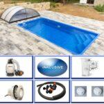 Gebrauchte Gfk Pools Wohnzimmer Gebrauchte Gfk Pools Kaufen Küche Verkaufen Fenster Betten Einbauküche Regale