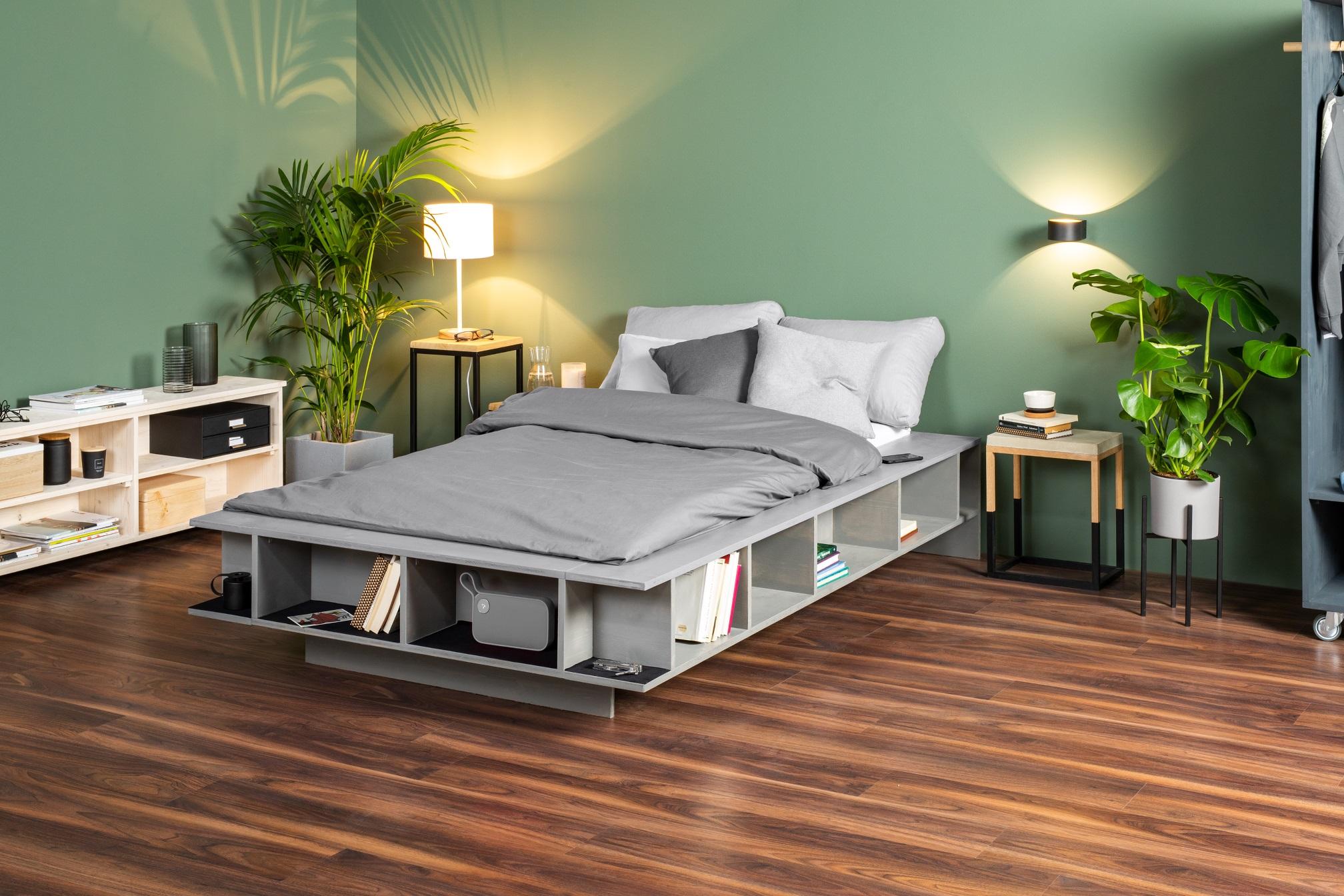 Full Size of Palettenbett 140x200 Ikea Bett Paletten Kaufen Aus Selber Bauen Anleitung Selbst Sofa Mit Schlaffunktion Küche Kosten Miniküche Betten 160x200 Bei Wohnzimmer Palettenbett Ikea