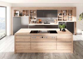 Küchen Holz Modern