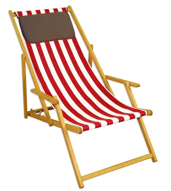 Large Size of Liegestuhl Wetterfest Rot Wei Strandliege Gartenliege Sonnenliege Deckchair Garten Wohnzimmer Liegestuhl Wetterfest