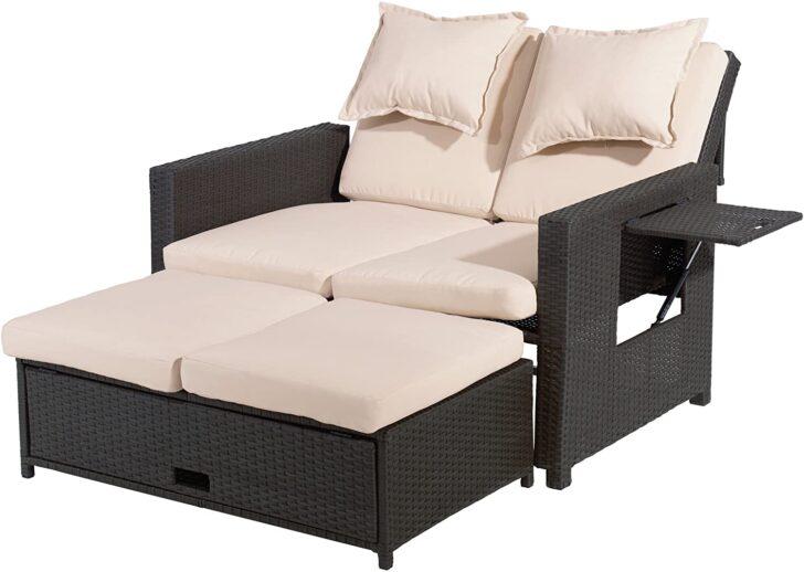 Medium Size of Bett Ausziehbar Gleiche Ebene Ikea Amazonde Greemotion Rattan Lounge Bahia Möbel Boss Betten Mit Hohem Kopfteil Ohne Füße Gästebett Wand Trends Beleuchtung Wohnzimmer Bett Ausziehbar Gleiche Ebene