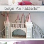 Designs Von Mdchenbett In 2020 Toddler Bed Wohnzimmer Mädchenbetten