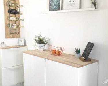 Hängeschrank Küche Ikea Wohnzimmer Ikea Hack Metod Wandschrank Als Sideboard Teil Ii Küche Kosten Laminat Für Singleküche Gebrauchte Kaufen Nolte Sitzbank Bodenbeläge Unterschränke Anrichte