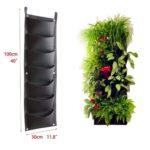 Vertikaler Garten Diy Elegant Grohandel 7 Taschen Outdoor Indoor Klettergerüst Wohnzimmer Klettergerüst Indoor Diy