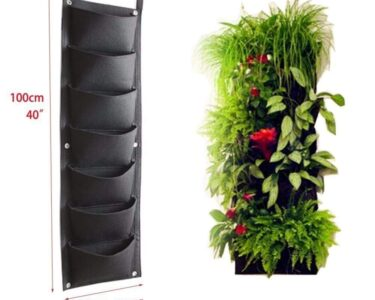 Klettergerüst Indoor Diy Wohnzimmer Vertikaler Garten Diy Elegant Grohandel 7 Taschen Outdoor Indoor Klettergerüst