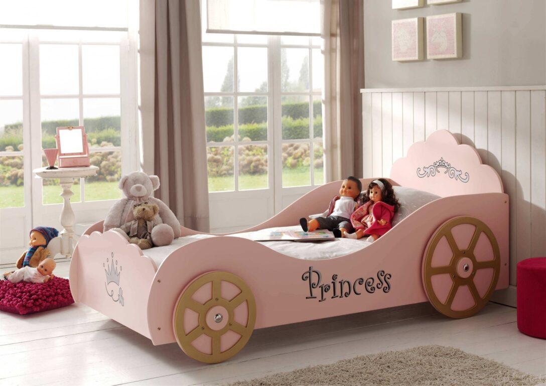 Large Size of Mädchenbetten Kutschenbett Princess Kinderbett Mdchenbett Mit Lattenrost 90 X Wohnzimmer Mädchenbetten