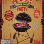 Bleschschild Barbecue Kche Amerika Nostalgie Garten Deko Grill Outdoor Küche Edelstahl Amerikanisches Bett Amerikanische Kaufen Küchen Regal Betten Wohnzimmer Amerikanische Outdoor Küchen