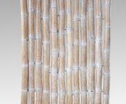 Bambus Paravent Garten