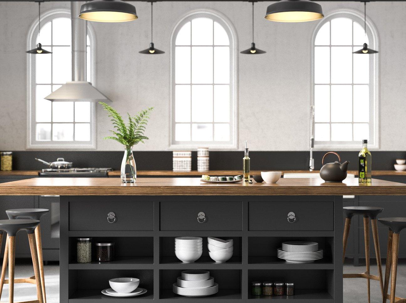 Full Size of Küchen Aufbewahrungsbehälter Kche Deko 5 Dekorationsideen Fr Deine Küche Regal Wohnzimmer Küchen Aufbewahrungsbehälter