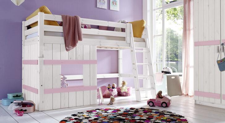 Medium Size of Incidible Hochbett Aus Holz Mit Leiter Fr Mdchen Paradise Wohnzimmer Mädchenbetten
