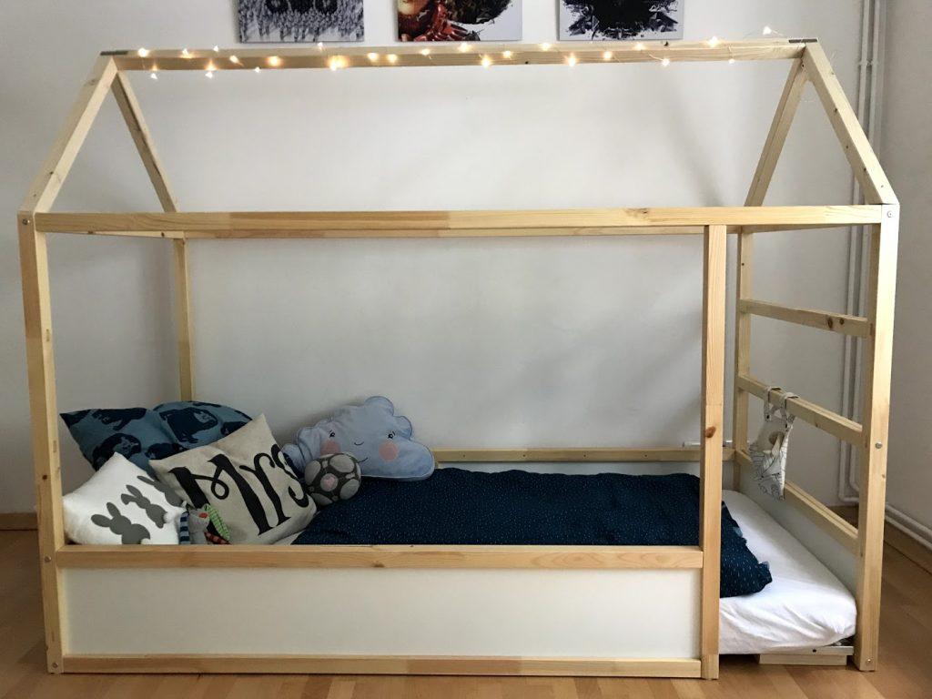 Full Size of Rausfallschutz Selbst Gemacht Diy Hausbett Mit Ikea Kura Hack Bett Küche Zusammenstellen Wohnzimmer Rausfallschutz Selbst Gemacht