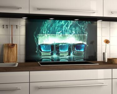 Küchen Glasbilder Wohnzimmer Küchen Glasbilder Uncategorized Ehrfurchtiges Modern Kuche Bad Küche Regal