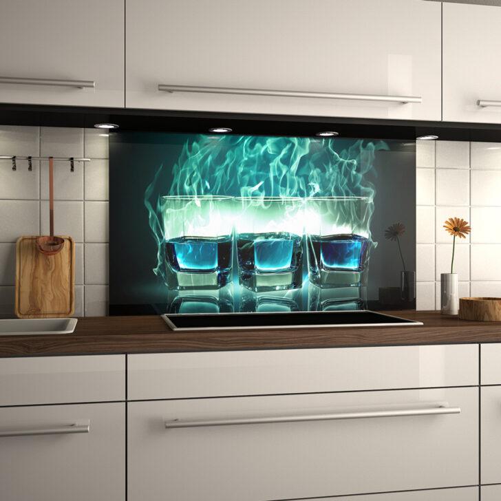 Medium Size of Küchen Glasbilder Uncategorized Ehrfurchtiges Modern Kuche Bad Küche Regal Wohnzimmer Küchen Glasbilder