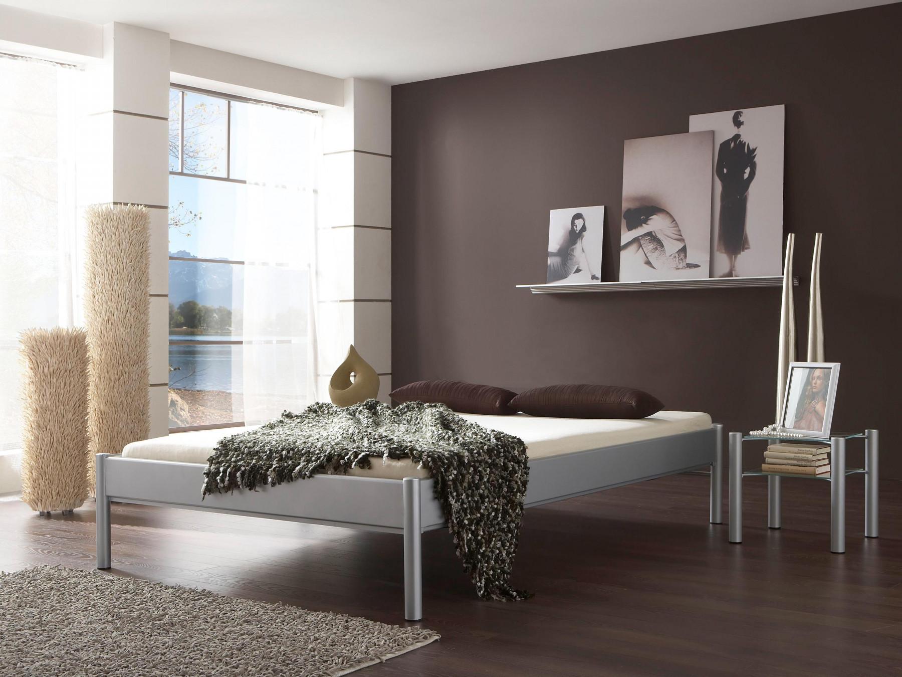 Full Size of Metallbett 100x200 Dico Iris Betten Bett Weiß Wohnzimmer Metallbett 100x200