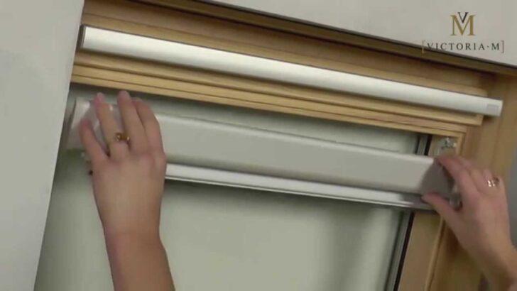 Medium Size of Velux Schnurhalter Jalousie Unten Mit Konsolen Rollo Schnurhalter Typ Ves Ersatzteile Rollo Dachfenster Dachfensterrollo Verdunkelungsrollo Von Victoria M Wohnzimmer Velux Schnurhalter