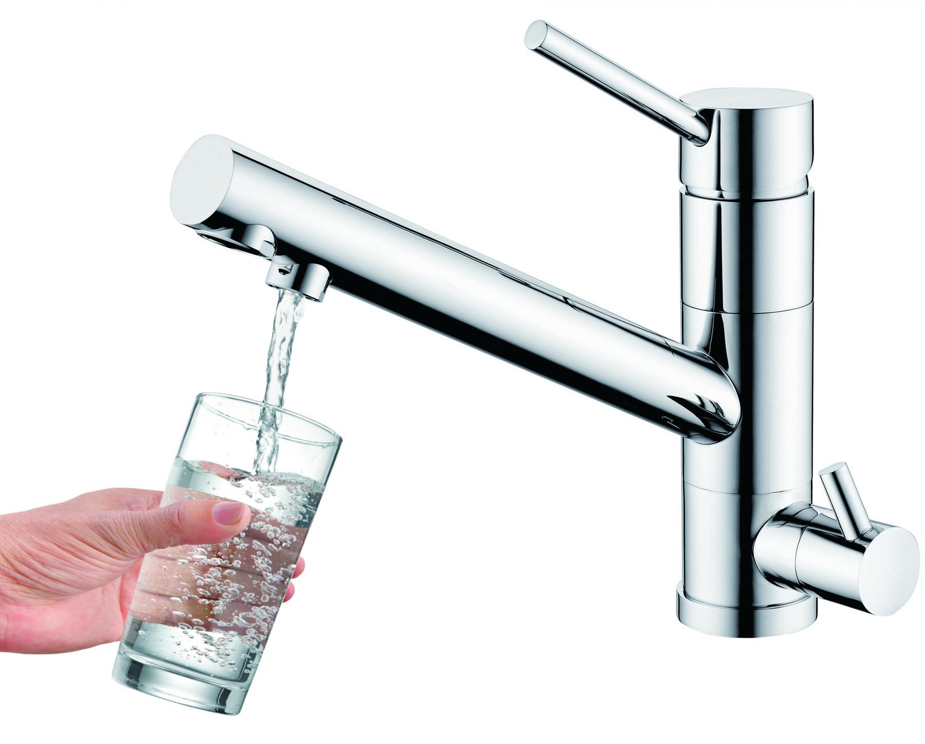 Full Size of Wasserhahn Anschluss Kche 1 Armatur Sple Küche Für Wandanschluss Bad Wohnzimmer Wasserhahn Anschluss