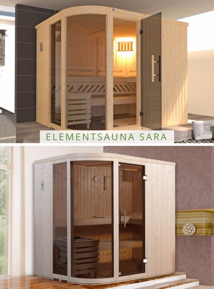 Medium Size of Sauna Kaufen Weka Elementsauna Sara 1 Gebrauchte Fenster Regale Esstisch Amerikanische Küche Sofa Verkaufen Regal Betten Günstig 180x200 Velux 140x200 Wohnzimmer Sauna Kaufen