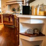 Gemauerte Küche Landhauskche Nizza Mediterrane Kchen Gebrauchte Grillplatte Mit Geräten Elektrogeräten Günstig Sonoma Eiche Gardinen Für Einbauküche Wohnzimmer Gemauerte Küche