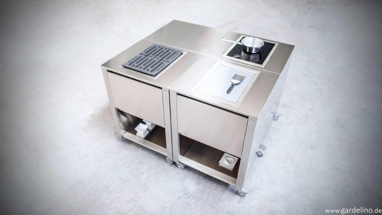 Full Size of Mobile Outdoorküche Outdoorkche Cun Von Jokodomus System Küche Wohnzimmer Mobile Outdoorküche